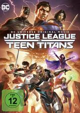 Justice League vs. Teen Titans - Poster