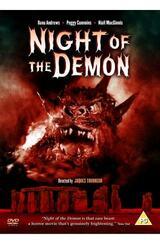 Der Fluch des Dämonen - Poster