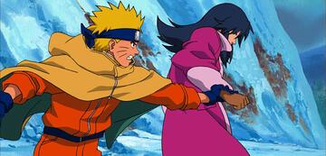 Naruto und Yukie