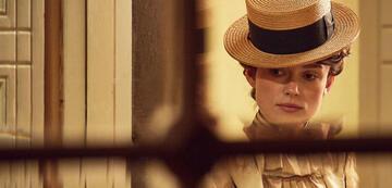 Wahre Geschichten 2019 im Kino:  Keira Knightley als Colette