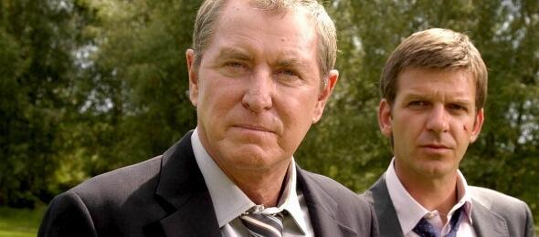 John Nettles ist Inspektor Barnaby