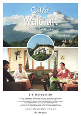Café Waldluft - Poster