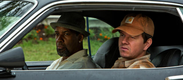 Mark Wahlberg und Denzel Washington in 2 Guns