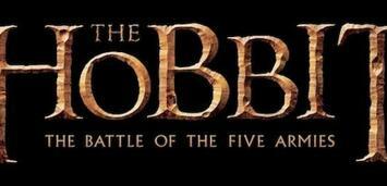Bild zu:  Offizielles Logo zu Der Hobbit 3