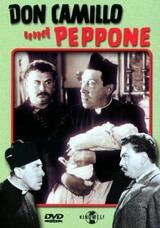 Don Camillo und Peppone - Poster