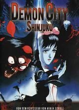 Demon City Shinjuku - Poster