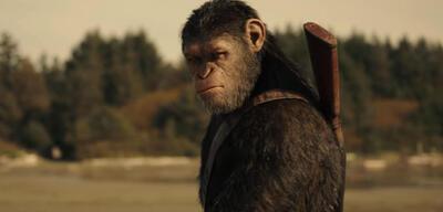 Planet der Affen: Survival -Krieg ist unvermeidlich