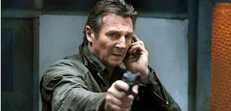 Liam Neeson als Bryan Mills
