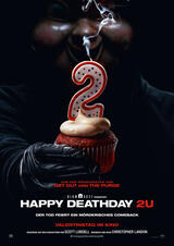 Happy Deathday 2U - Poster