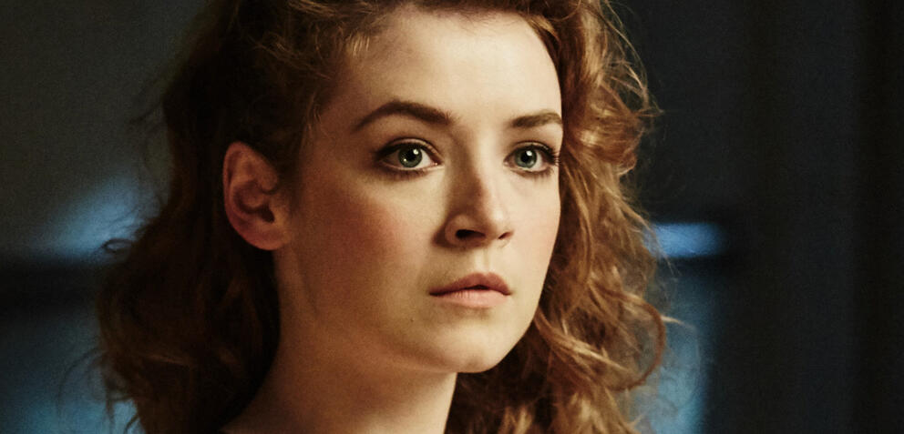 Sarah Bolger in Into the Badlands