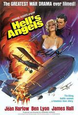Höllenflieger - Poster