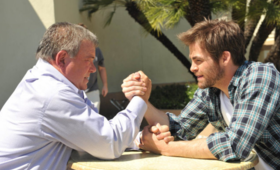 The Captains mit Chris Pine und William Shatner - Bild 1