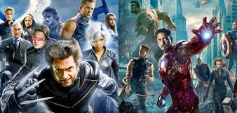 Die X-Men und die Avengers bleiben getrennt