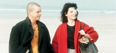 Denis Lavant und Juliette Binoche