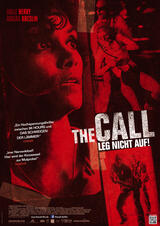 The Call - Leg nicht auf! - Poster