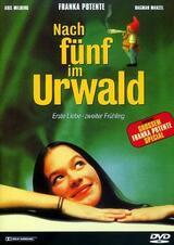 Nach Fünf im Urwald - Poster