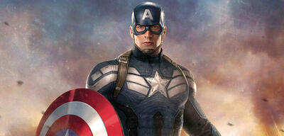 Chris Evans als Captain America