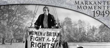 1949 - Acht mal Alec Guinness in Adel verpflichtet