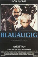 Blauäugig - Poster