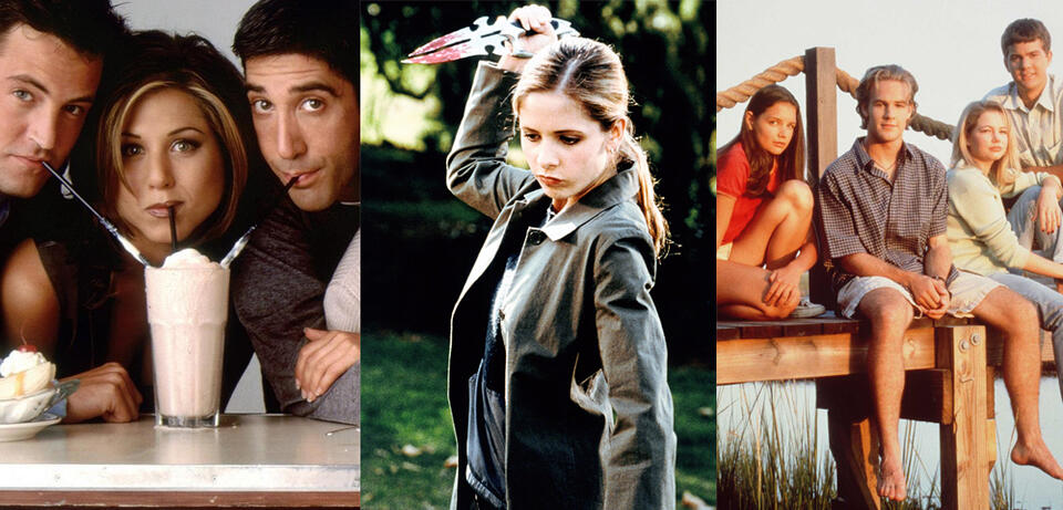 90er Jahre Serien