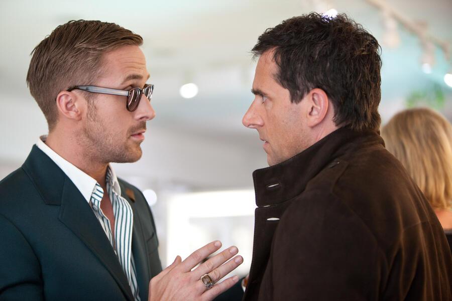 Crazy, Stupid, Love. mit Ryan Gosling und Steve Carell