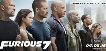 Bild zu:  Fast & Furious 7