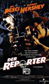 Der Reporter - Poster
