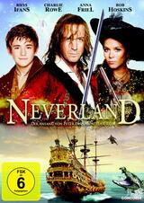 Neverland - Reise in das Land der Abenteuer - Poster