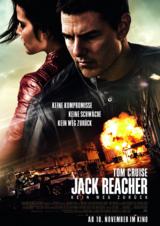 Jack Reacher 2 - Kein Weg zurück - Poster