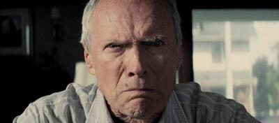 Trotz hohen Alters ein richtiger Bad-Ass: Clint Eastwood in Gran Torino