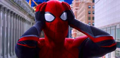 Spider-Man ist schockiert
