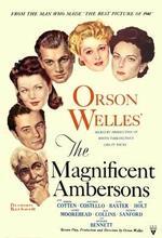 Der Glanz des Hauses Amberson Poster