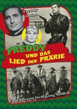 Freddy und das Lied der Prärie - Poster