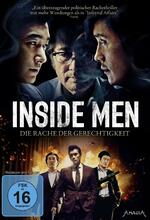 Inside Men - Die Rache der Gerechtigkeit Poster