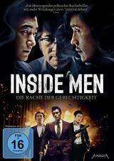 Inside Men - Die Rache der Gerechtigkeit - Poster
