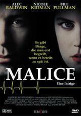 Malice - Eine Intrige - Poster