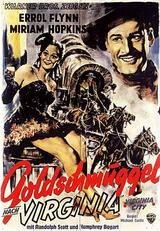 Goldschmuggel nach Virginia - Poster