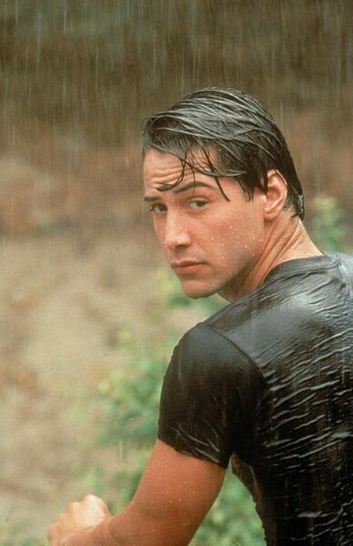 Gefährliche Brandung mit Keanu Reeves