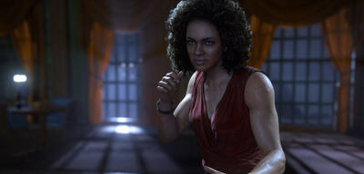 Nadine Ross in Uncharted 4