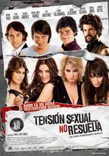 Tensión sexual no resuelta - Poster