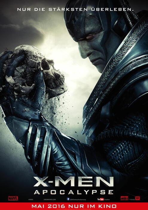 X-Men Apocalypse Besetzung