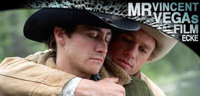 Heath Ledger & Jake Gyllenhaal in Brokeback Mountain