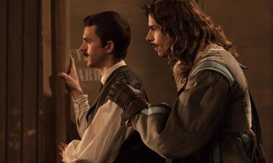 Vorhang auf für Cyrano mit Tom Leeb und Thomas Solivéres - Bild 6