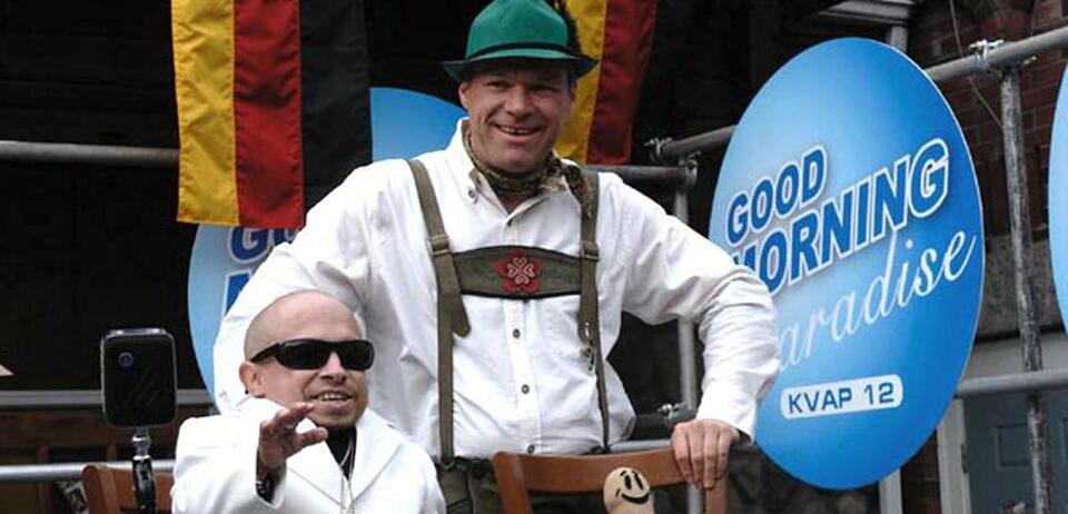 Geburtstagskind Zum 50 Geburtstag Von Trash Meister Uwe Boll