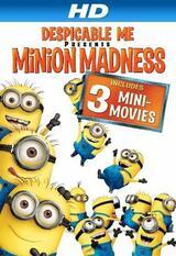 Despicable Me Presents: Minion Madness - Poster