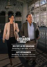 Der Lissabon-Krimi: Alte Rechnungen - Poster