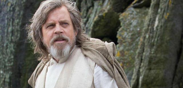 Star Wars - Die letzten Jedi - Luke Skywalker