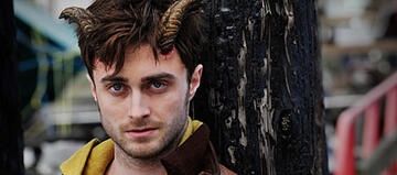 Ein teuflischer Daniel Radcliffe in Horns