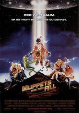 Muppets aus dem All - Poster