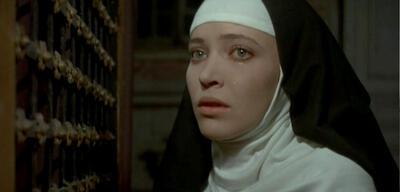 Anna Karina in Die Nonne (1966)